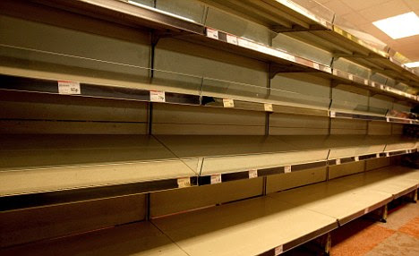 Image result for empty supermarket images