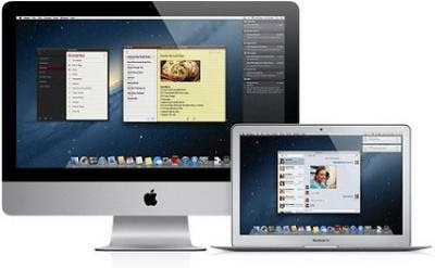 Mac OS X Mountain Lion 10.8.3