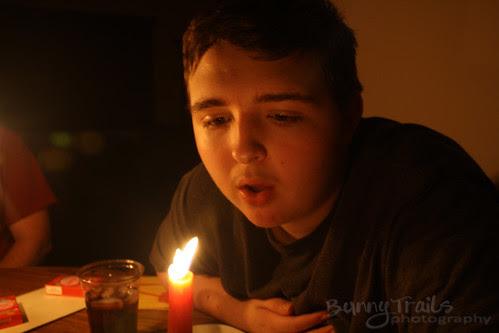 v - z candlelight