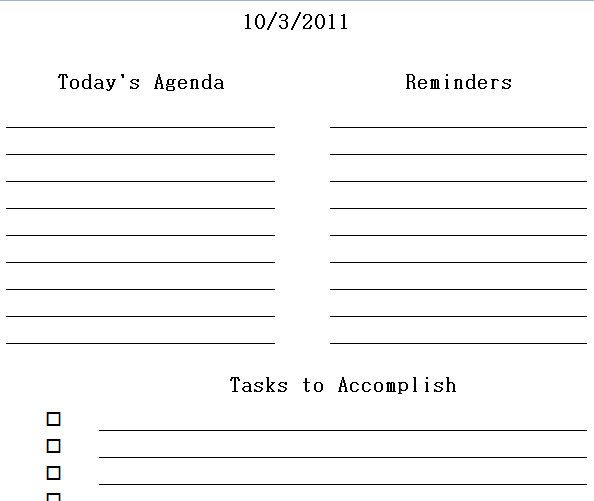 Study Planner Template | Paper Crafty - Printables | Pinterest ...