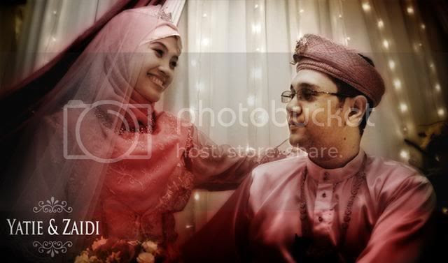 yatie & zaidi 1 Pictures, Images and Photos