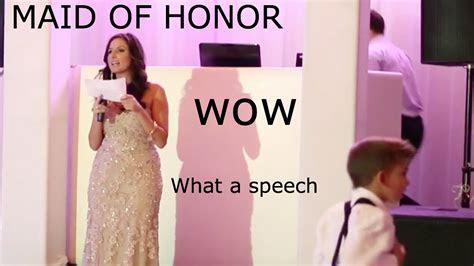 maid  honour speech ideas  sisters speech
