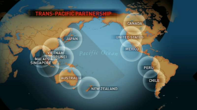 controversial trans pacific partnership agreement - 675×375