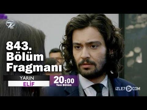 Elif Dizisi 16 Ocak 2019 843.Bölüm İzle Full HD