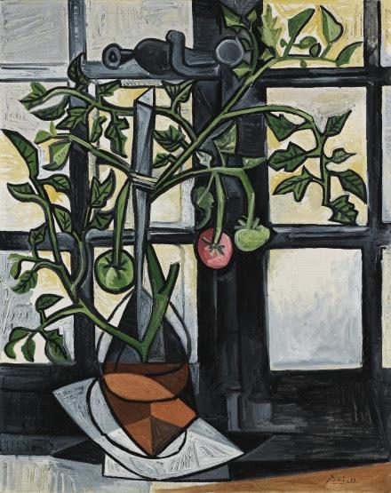 Pablo Picasso, Plant de Tomates