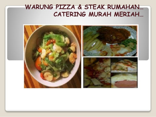 Contoh Bisnis Plan Warung Makan