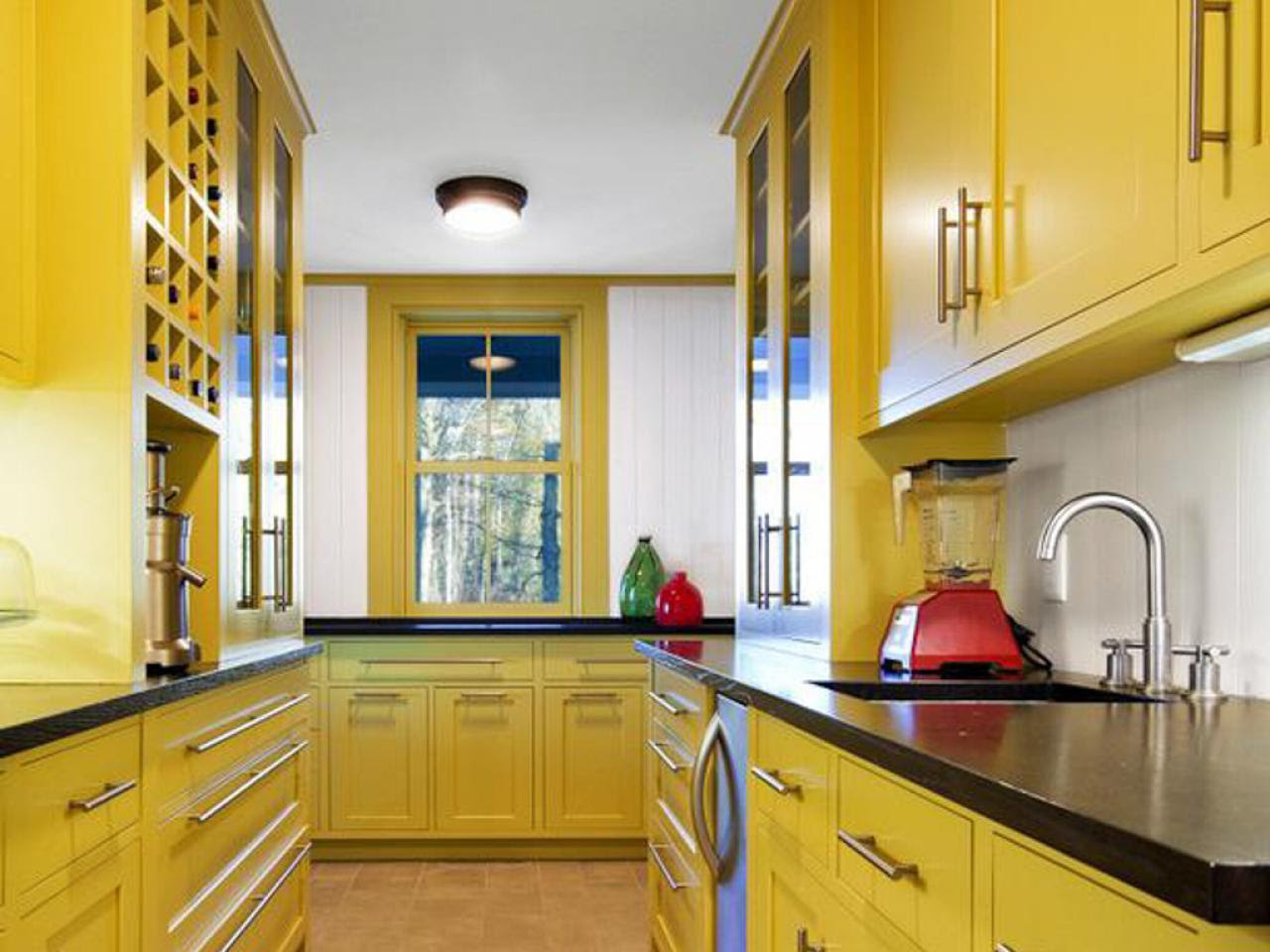Yellow Paint for Kitchens Pictures Ideas Tips From