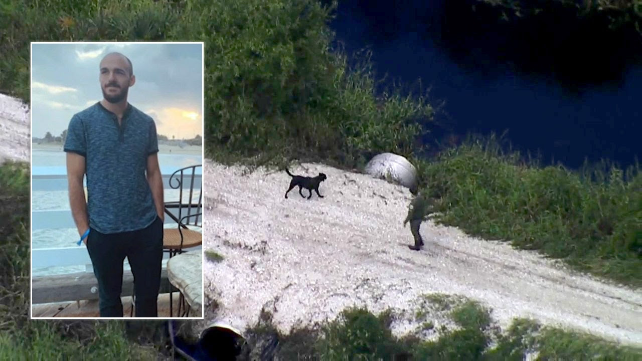 'Human remains detection' K9 from Pasco County joins search for Brian Laundrie in Carlton Reserve