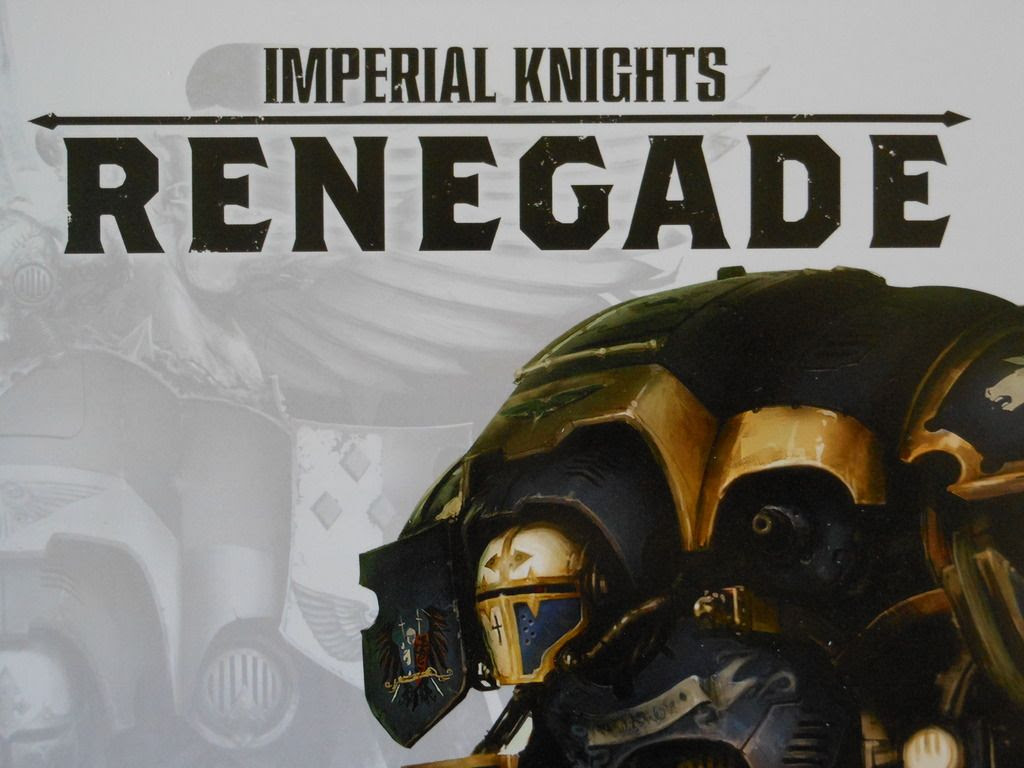 Imperial Knights: Renegade title.