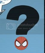 Spidey Question Mark