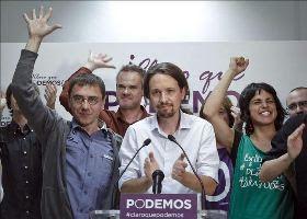 Iglesias-Rodriguez-Podemos