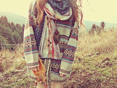 .shepherd, netherlands, mexican blanket poncho villa kinda feel--parka, burks, tribal, patterns, hiking, the great outdoors, hippie comfort--draped scarves make look stylish