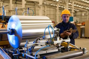 Global manufacturing on the rise