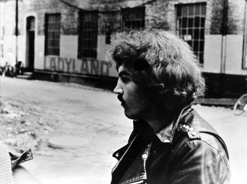 Kenneth Melby var en god bekendt af Black Sheep. Alligevel dræbte et medlem ham med et skud gennem munden. (Privatfoto)
