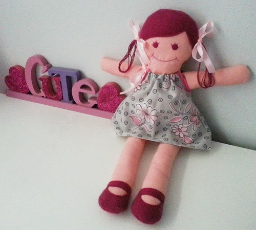 Jessica Dolly Donation Doll