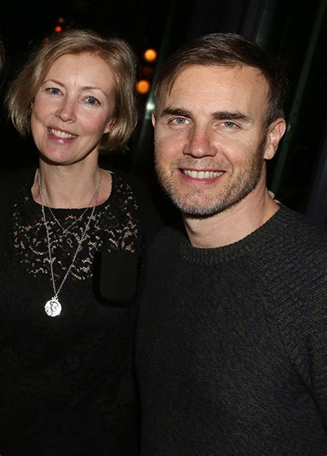 Gary Barlow shares rare photo of wife Dawn on 17th wedding