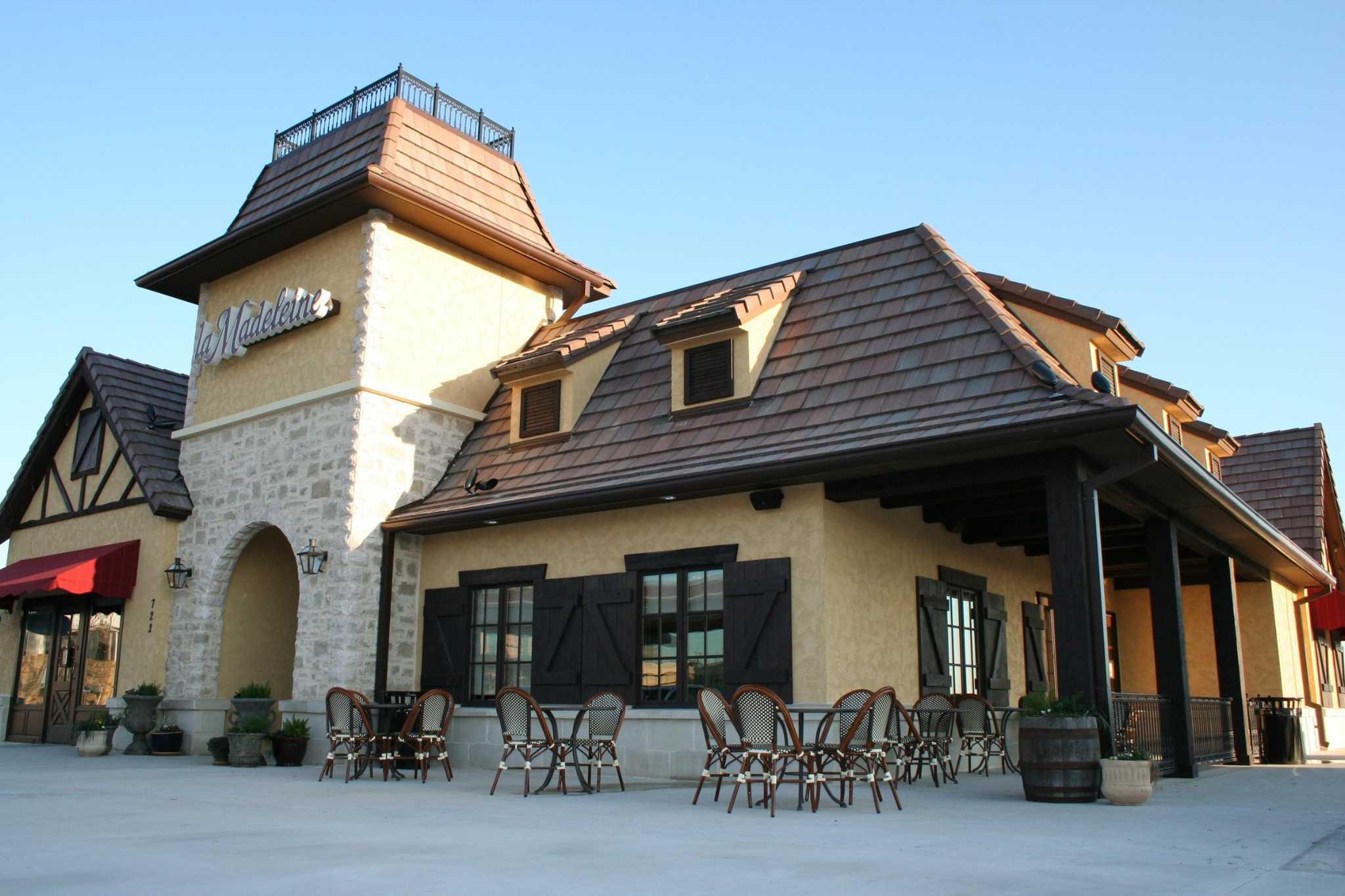 La Madeleine opens first location in Live Oak - San Antonio Express-News