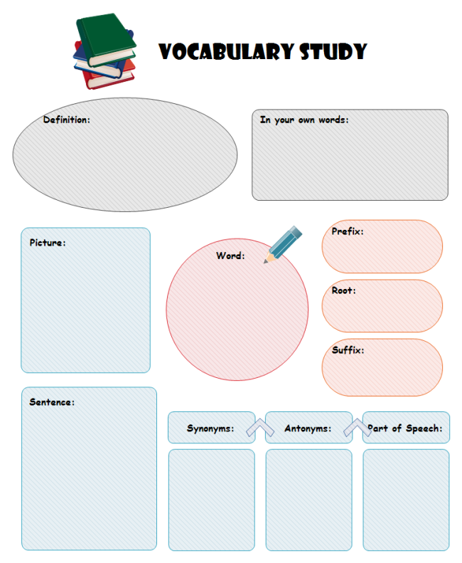 Free Graphic Organizer Templates | Template Resources
