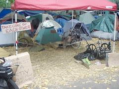 New FNB Tent