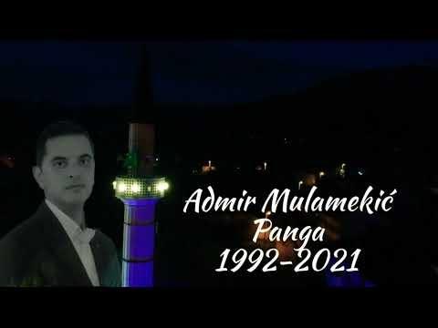 Dženaza rahmetli Admiru Mulamekiću (VIDEO)