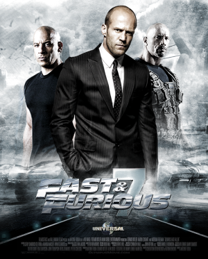 Film Fast And Furious 7 Motarjam