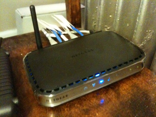 Netgear WNR1000 Wireless-N Router