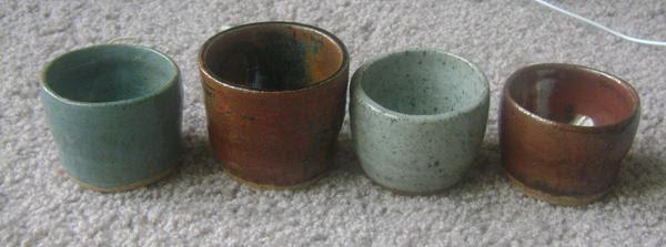Commission: Wabi Sabi Teacups