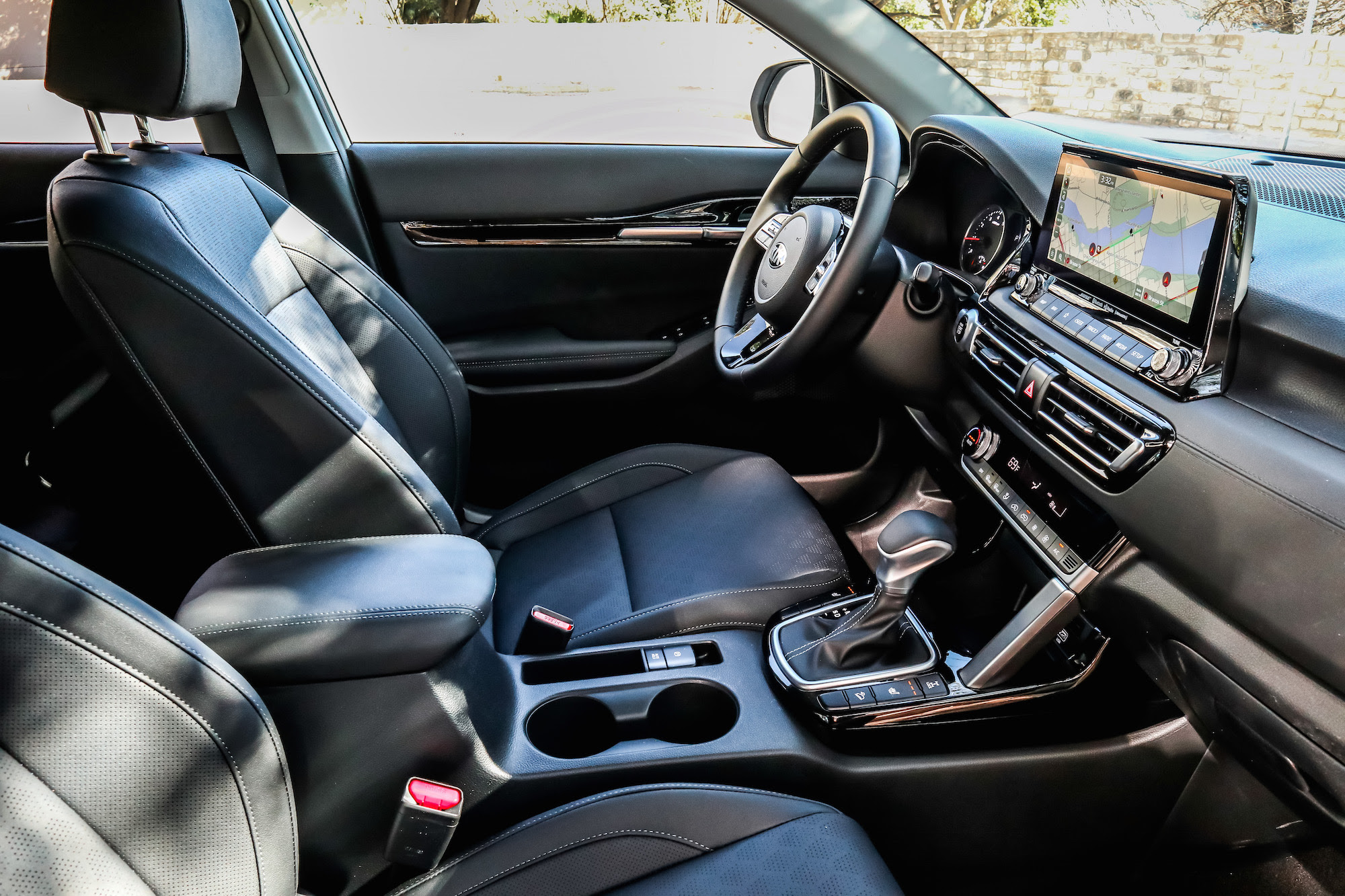 2021 起亞 seltos sx turbo  canadian auto review
