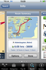 iPhone App: TomTom for iPhone is finally here!...