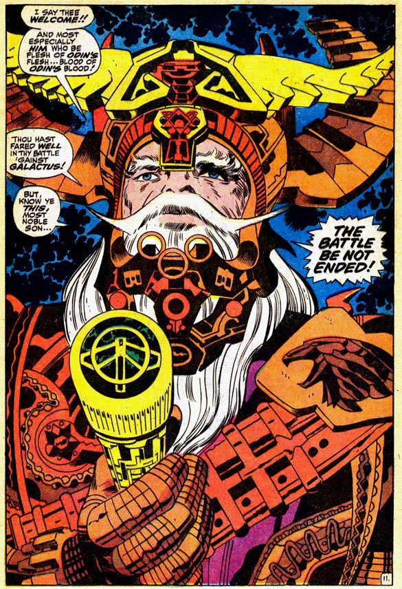 Thor by Kirby