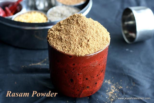 rasam powder 2