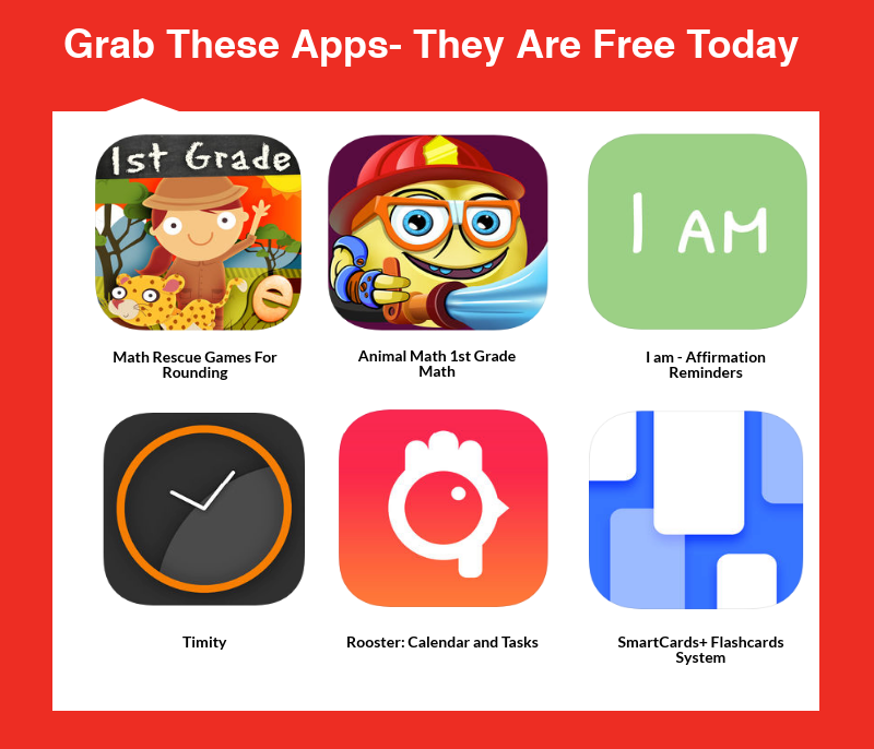 7 Good Educational iPad Apps Free Today