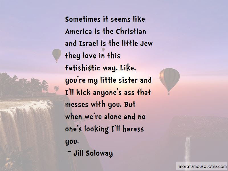 Love You Like A Little Sister Quotes Top 6 Quotes About Love You