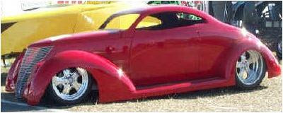 American Street Rod '37 Ford Coupe