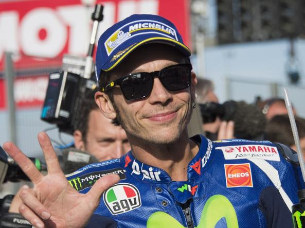 Valentino Rossi (Getty)