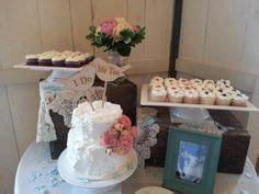tan and brown wedding cake square   Wedding Cakes at Barn