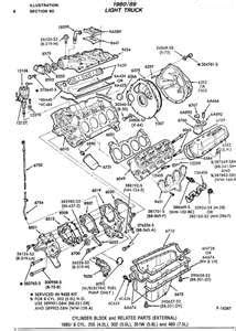 351 engine diagram Questions & Answers (with Pictures) - Fixya