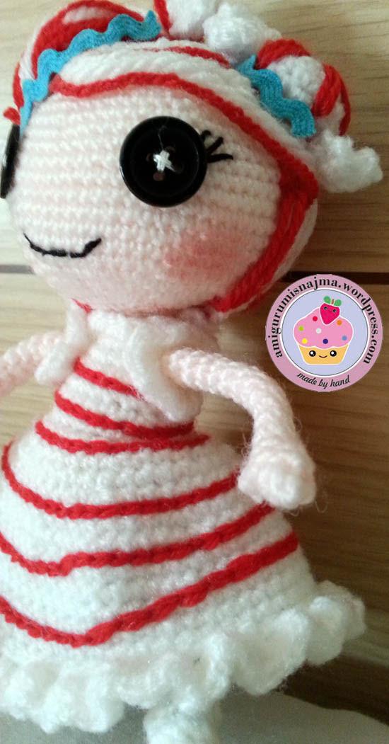 lalaloopsy mint e stripes crochet doll amigurumi-07