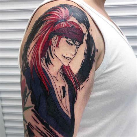 top bleach anime tattoo ideas inspiration