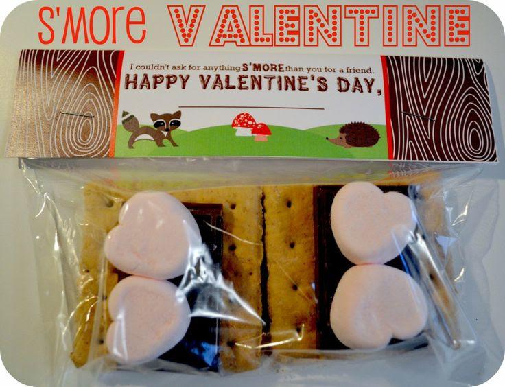 smores valentine