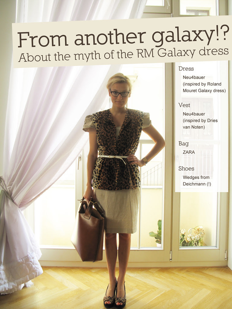 Galaxy Dress Roland Mouret