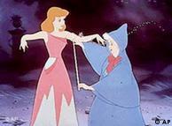 Scene from Disney's