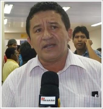 Prefeito de Governador Edison Lobão, Evando Viana de Araújo (PRB)