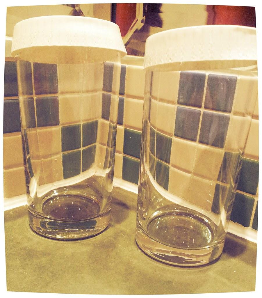 Glass Tumblers Bathroom  at St David's Hotel and Spa