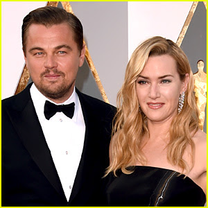 Leonardo DiCaprio & Kate Winslet Are Auctioning Off Dinner with Them!