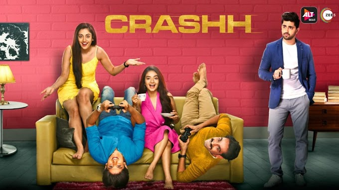 Crashh full web series all episode download in 720p