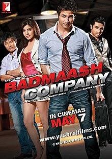Badmaash Company 2010 Hindi Movie Watch Online | Hindi Film | Watch Full Movie Online