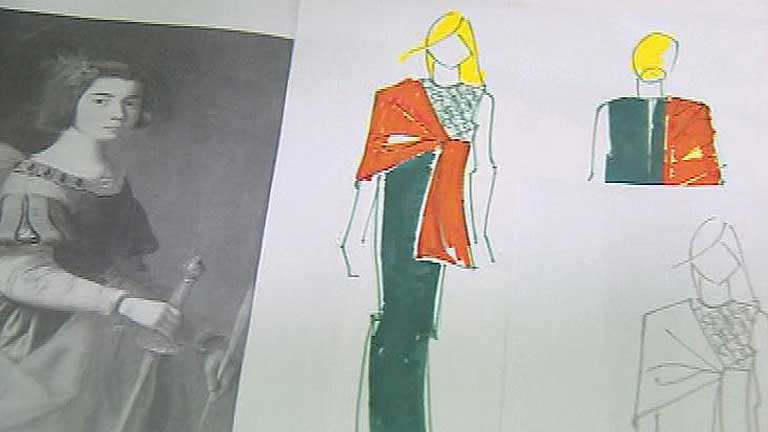 La moda de Zurbarán en el siglo XXI