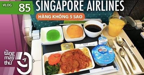[M9] #85: Đi Nepal với hãng hàng không 5 sao của Singapore Airlines | Yêu Máy Bay