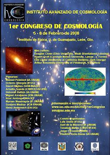 1er Congreso de Cosmología del IAC